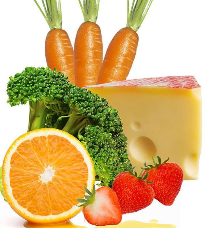Foods for Teeth Whitening in El Paso, TX